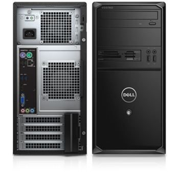 Picture of VOSTRO 3900MT Desktop, Intel(R) Core(TM) i3-4130, 4GB, 500GB, WIN 8.1 PRO