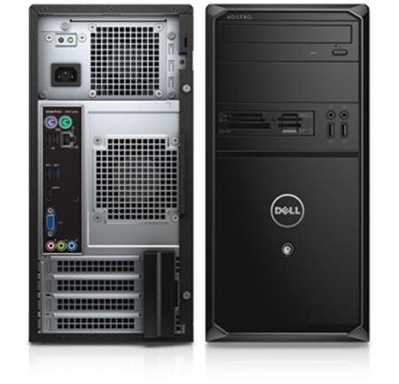 Picture of VOSTRO 3900MT Desktop, Intel(R) Core(TM)i5-4440, 4GB, 1TB, WIN 8.1 PRO