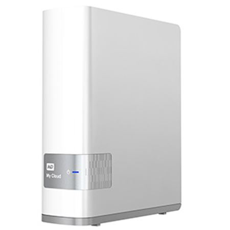 Picture of WD My Cloud 3TB Personal Cloud Storage