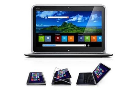 Picture of XPS 12 Convertible Touch Ultrabook