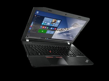 "Picture of EX DISPLAY Lenovo ThinkPad E560 - 15.6"" - Core i5 6200U - 4 GB RAM - 500 GB HDD Windows 10 Pro"