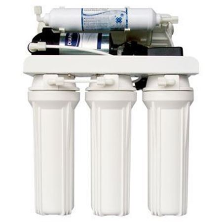 5 Stage Reverse Osmosis with Pump